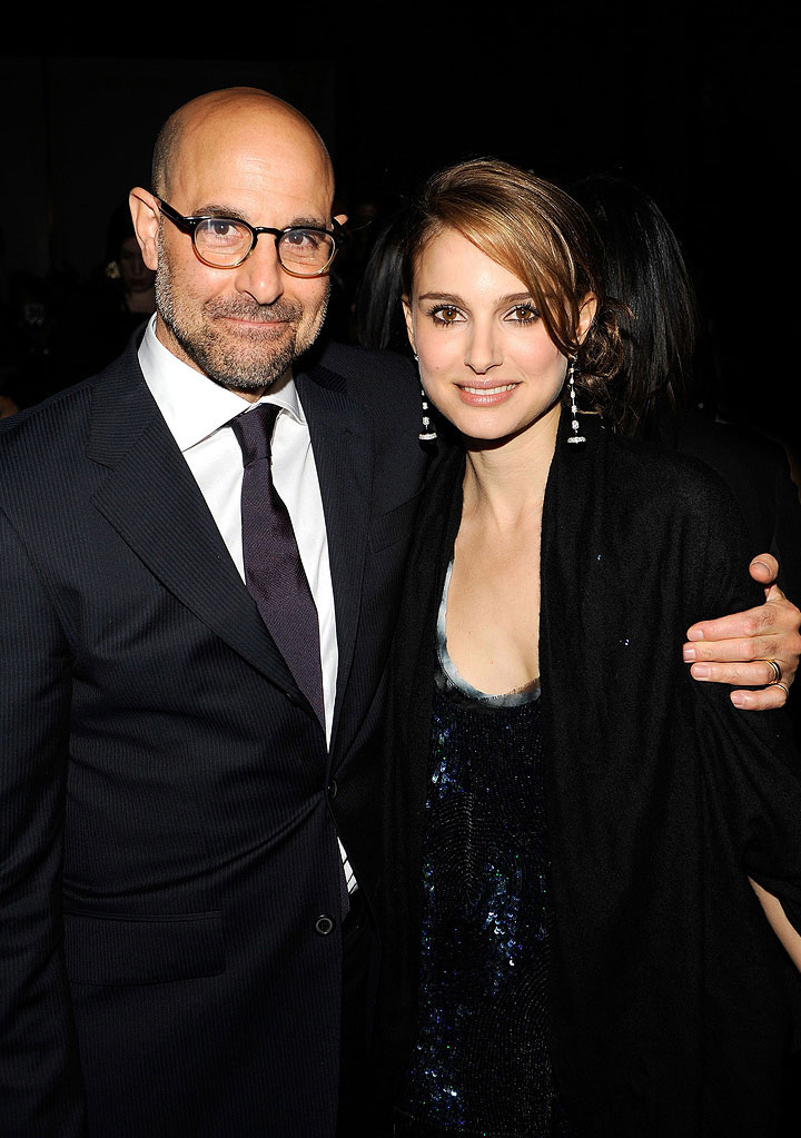 19th Annual Gotham Independent Film Awards 2009 Stanley Tucci Natalie Portman