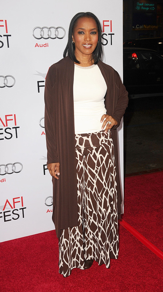 2009 AFI Fest A Single Man Angela Bassett