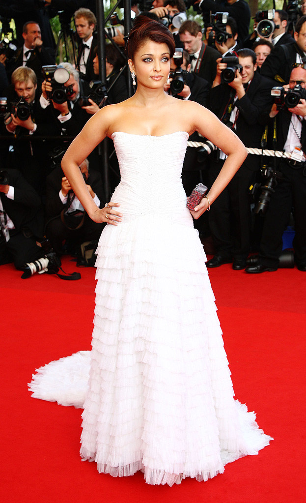 2009 Cannes Film Festival Aishwarya Rai Up Premiere