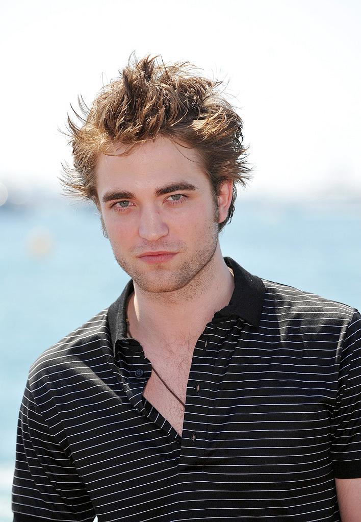 2009 Cannes Film Festival Robert Pattinson