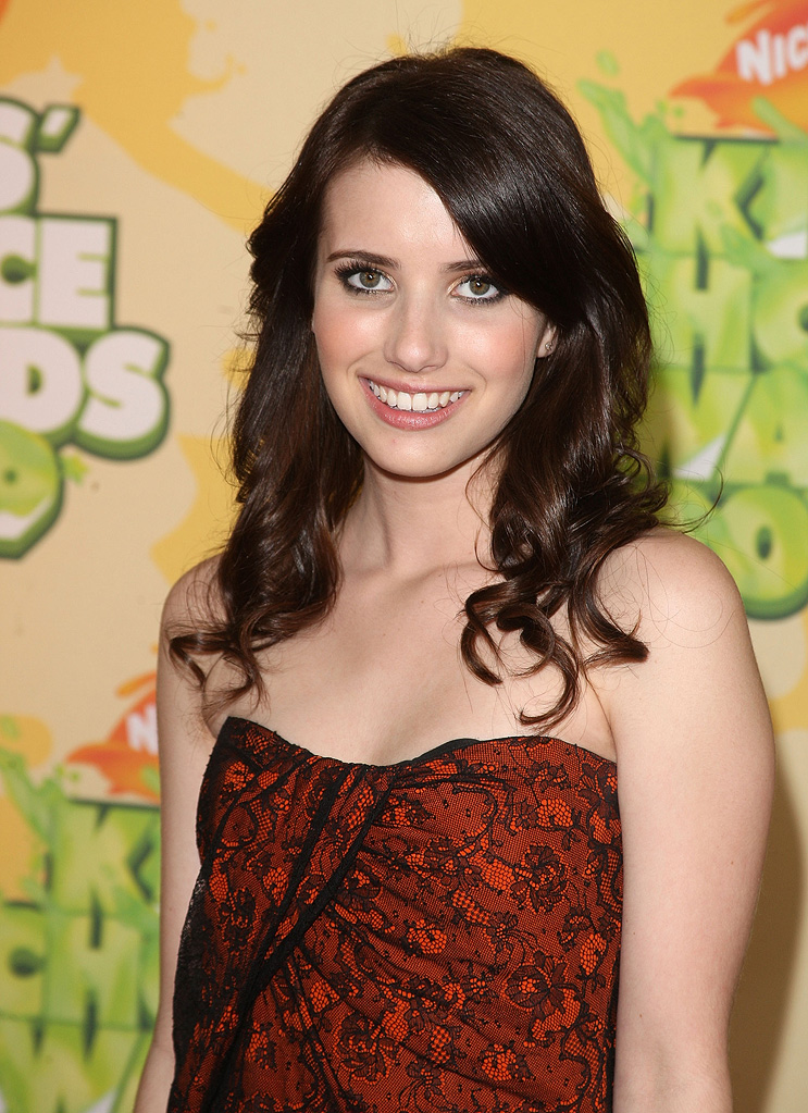 2009 Kids Choice Awards Emma Roberts
