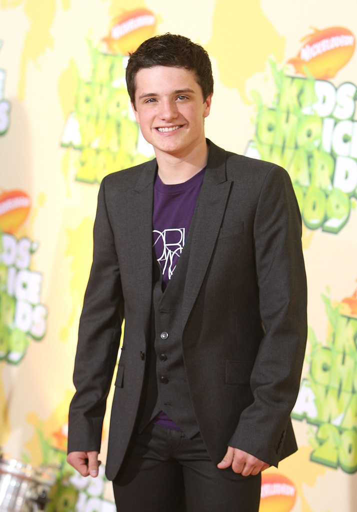 2009 Kids Choice Awards Josh Hutcherson