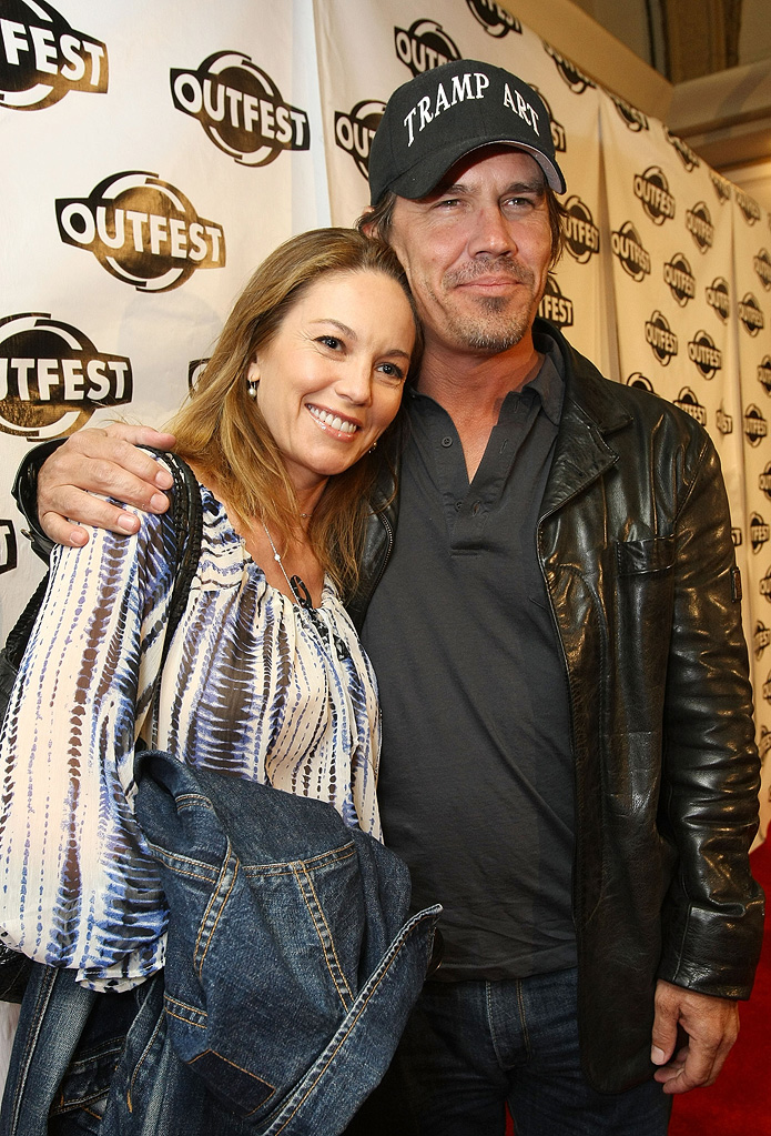 2009 Outfest Opening Night Gala Diane Lane Josh Brolin
