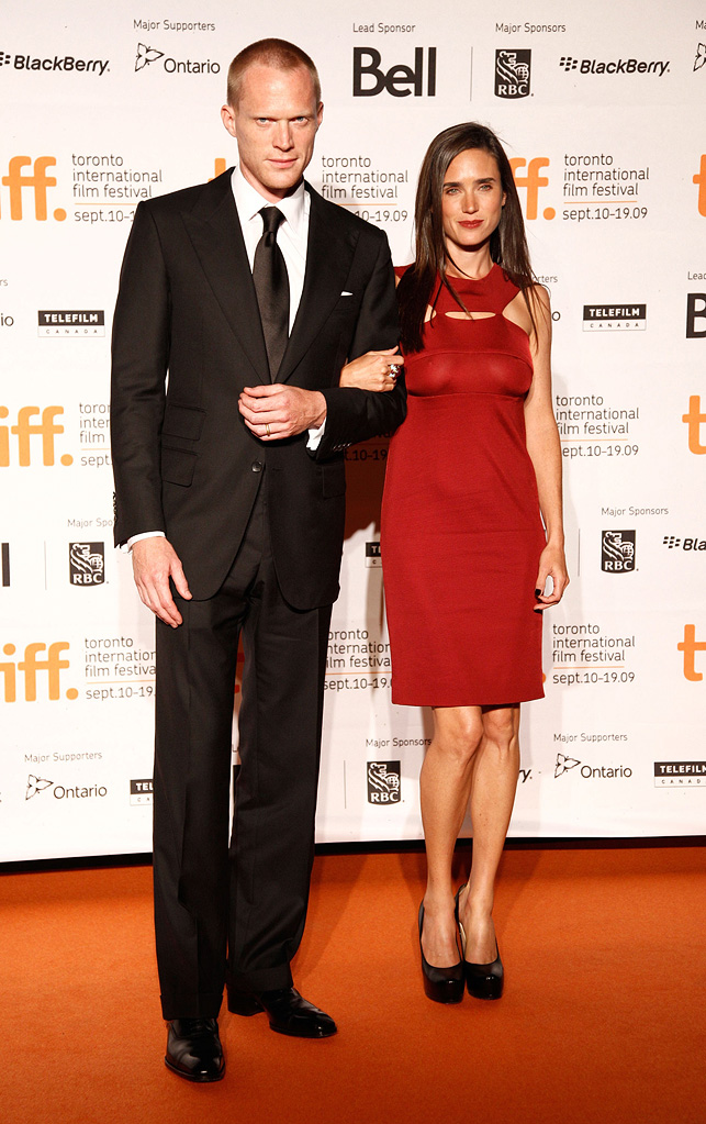 2009 Toronto Film Festival Paul Bettany Jennifer Connelly