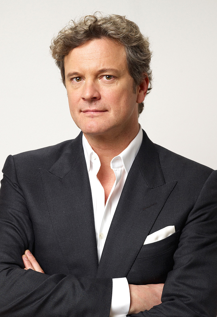 2009 Toronto Film Festival Portraits Colin Firth