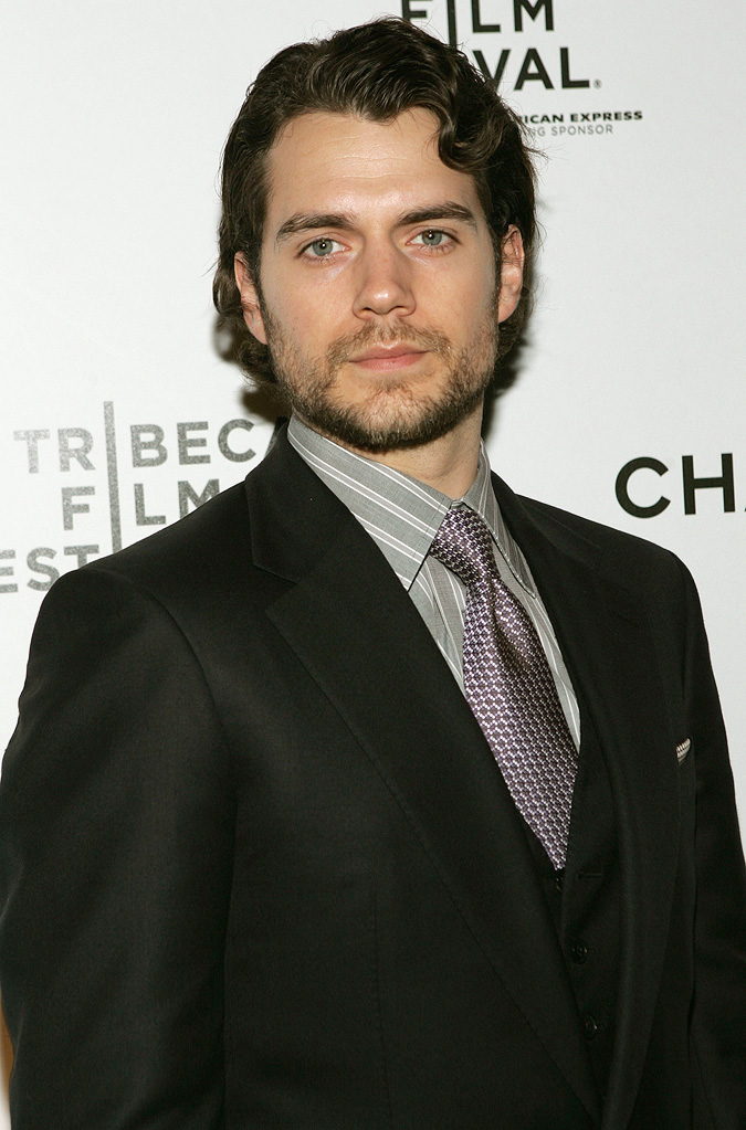 2009 Tribeca Film Festival Chanel Artists Dinner Henry Cavill