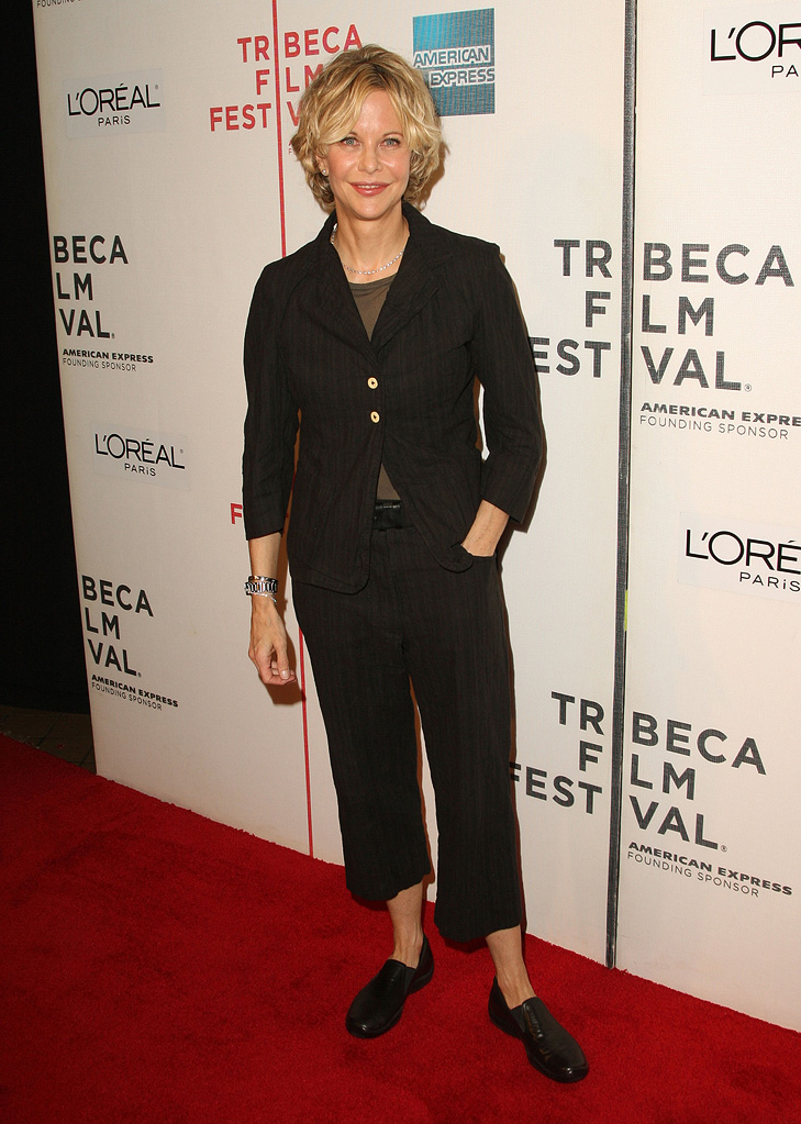 2009 Tribeca Film Festival Serious Moonlight Meg Ryan