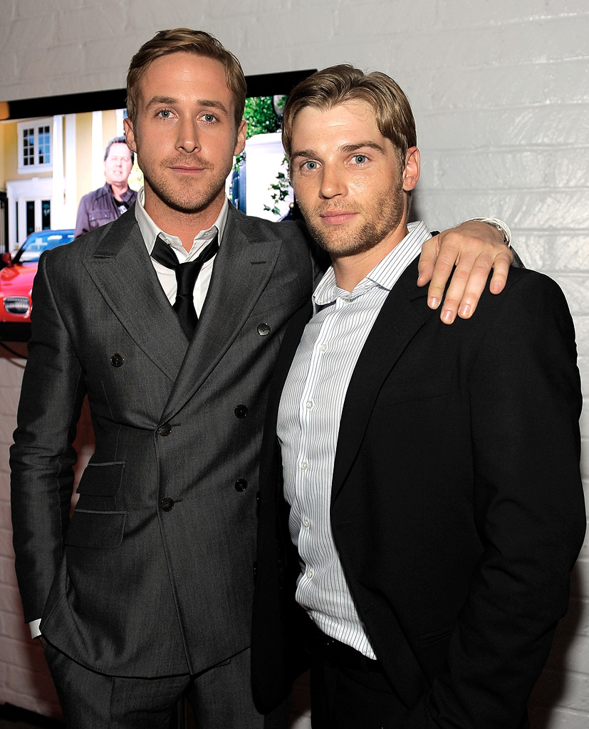 2010 AFI Film Festival Ryan Gosling Mike Vogel
