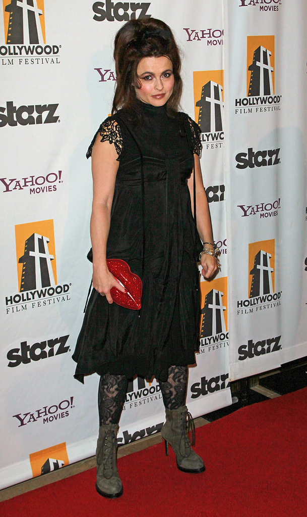 2010 Hollywood Awards Helena Bonham Carter