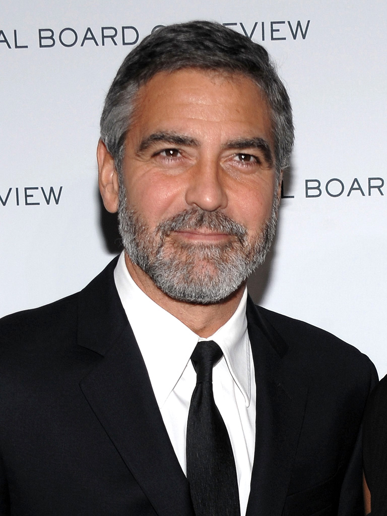 2010 National Board of Review Awards Gala George Clooney