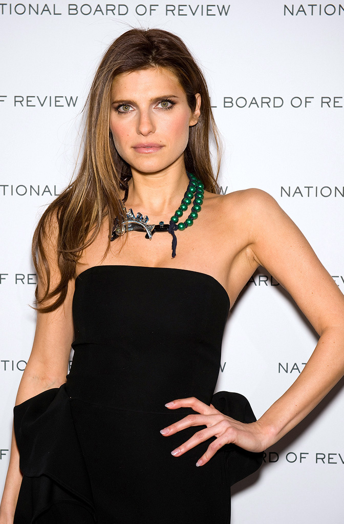 2010 National Board of Review Awards Gala Lake Bell