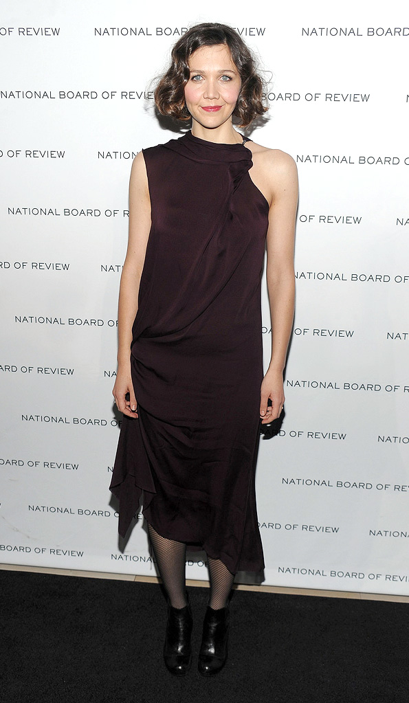 2010 National Board of Review Awards Gala Maggie Gyllenhaal