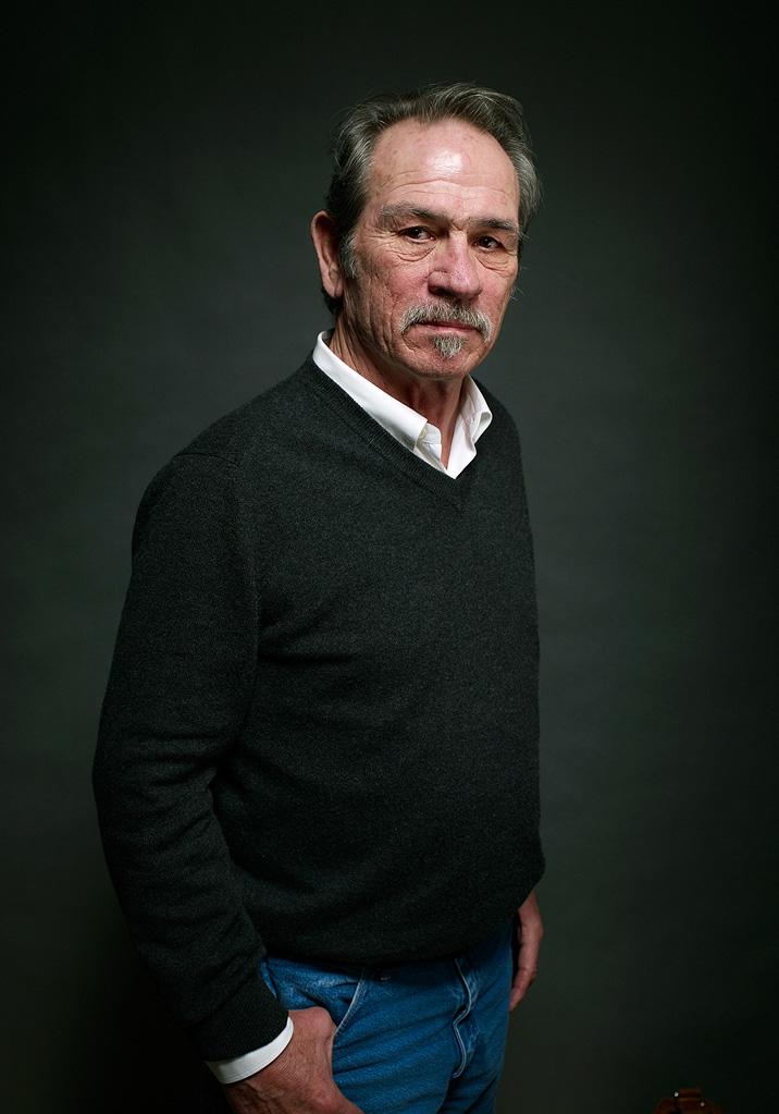 2010 Sundance Film Festival Portraits Tommy Lee Jones