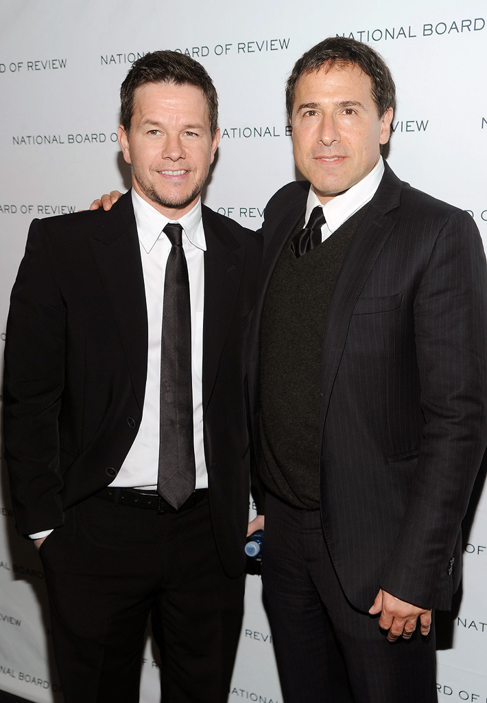 2011 National Board Of Review Of Motion Pictures Gala Mark Wahlberg David O Russell