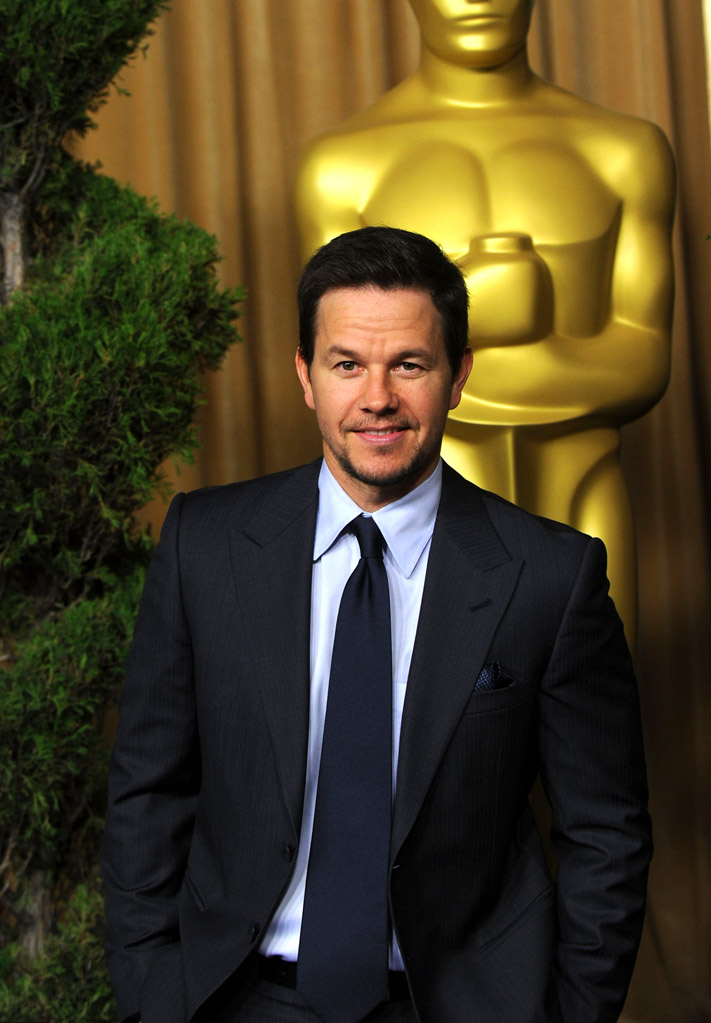 2011 Oscar Nominee Luncheon Mark Wahlberg