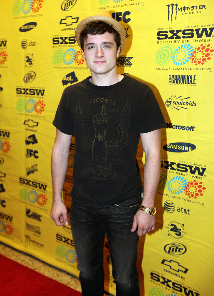 2011 SXSW Music and Film Festival Josh Hutcherson