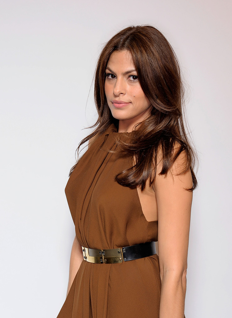2011 Young Hollywood Awards Eva Mendes
