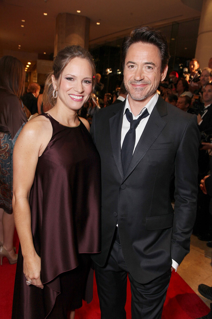 25th American Cinematheque Award Honoring Robert Downey Jr. thumb Susan Downey