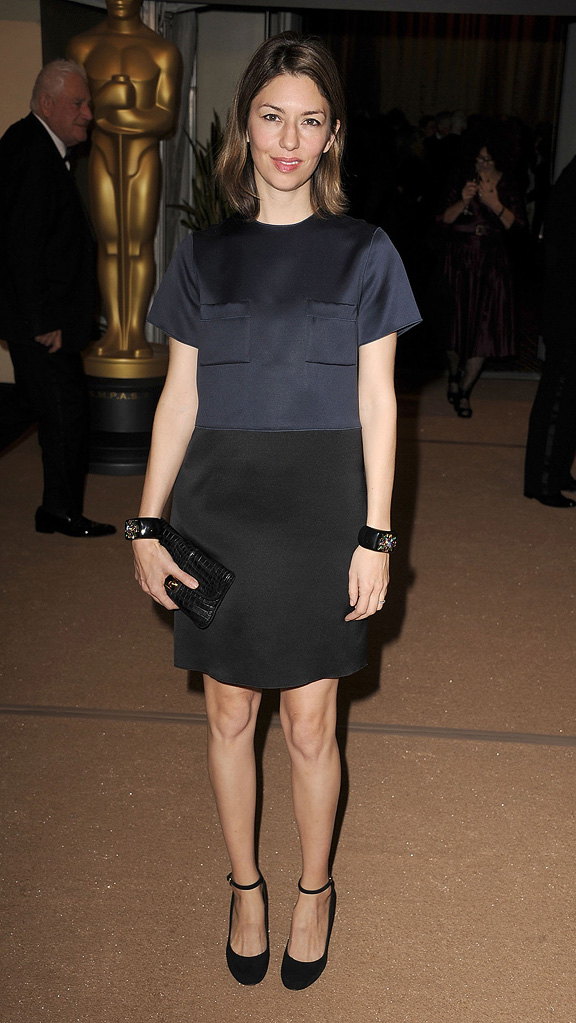 2nd Annual AMPAS Governors Awards 2010 Sofia Coppola