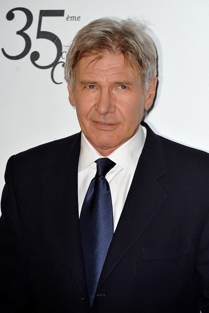 35th Cesar Film Awards 2010 Harrison Ford