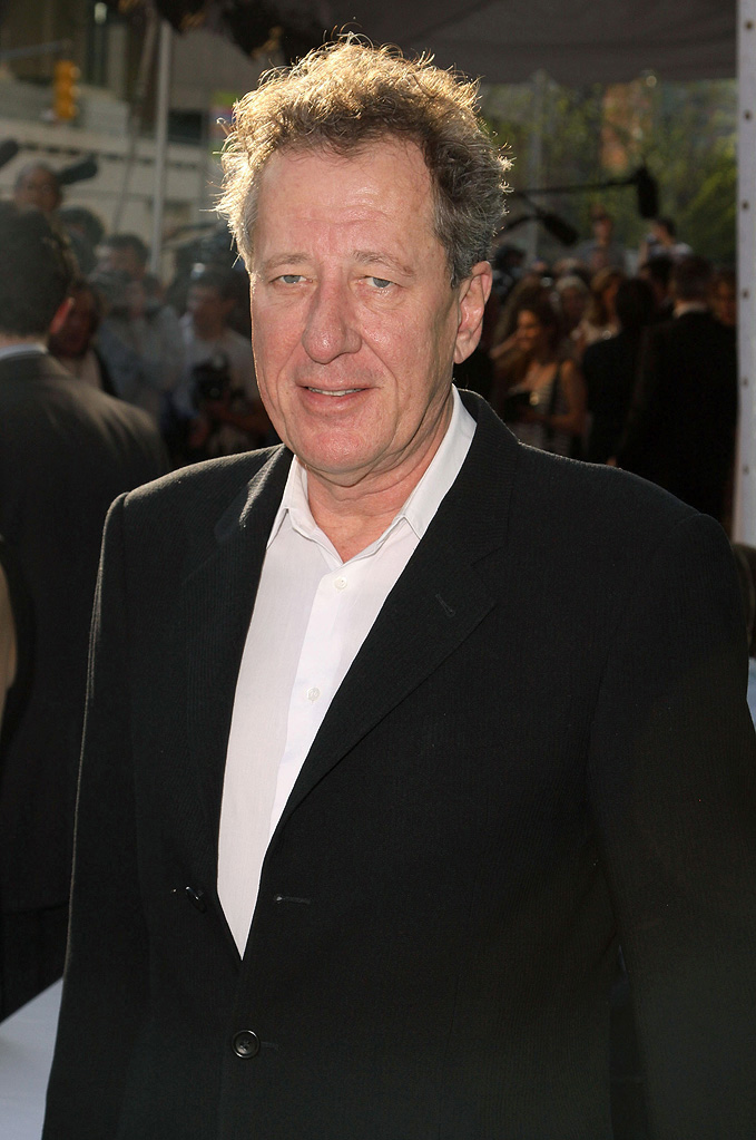 36th Film Society Of Lincoln Center's Gala Tribute 2009 Geoffrey Rush