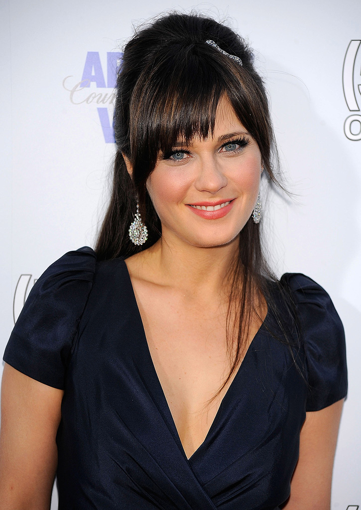 500 Days of Summer LA Premiere 2009 Zooey Deschanel