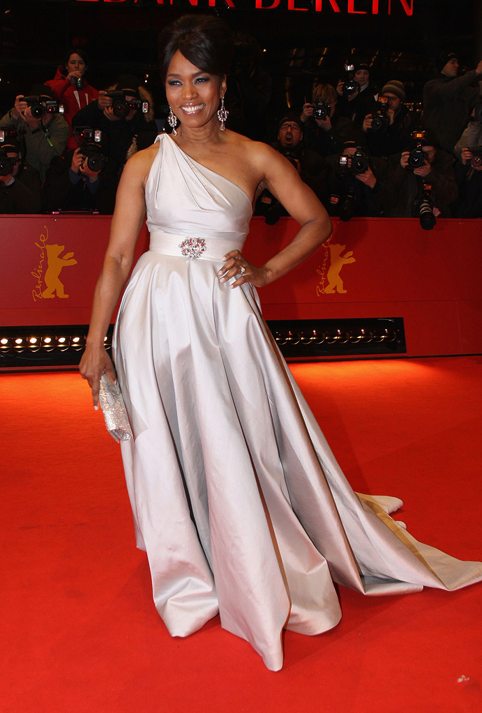 59th Annual Berlin Film Festival 2009 Angela Bassett