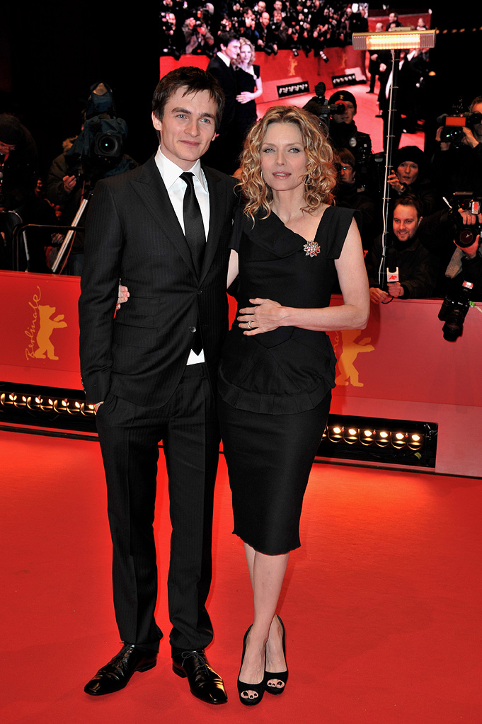 59th Annual Berlin Film Festival 2009 Rupert Friend Michelle Pfeiffer