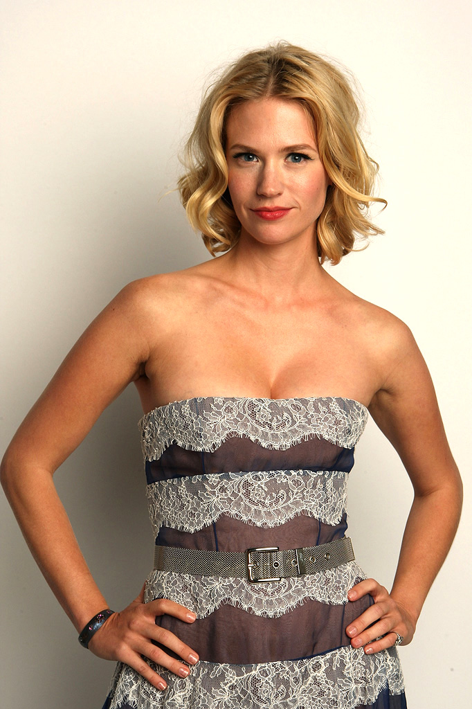 5th Annual Hollywood Style Awards 2008 January Jones