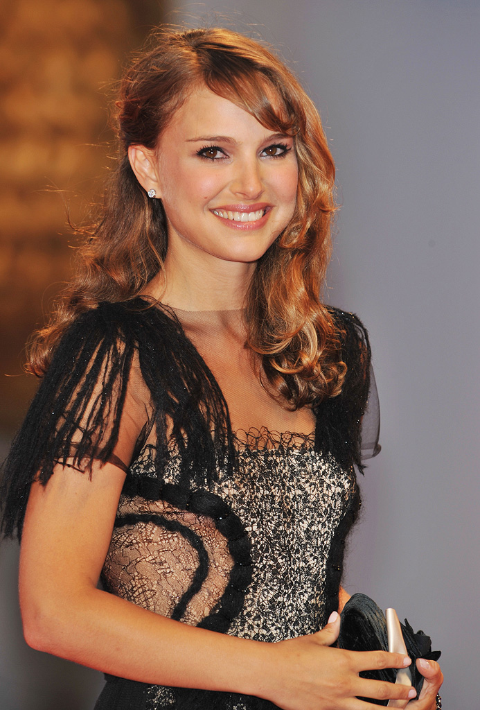 65th Annual Venice Film Festival 2008 Birdwatchers Premiere Natalie Portman