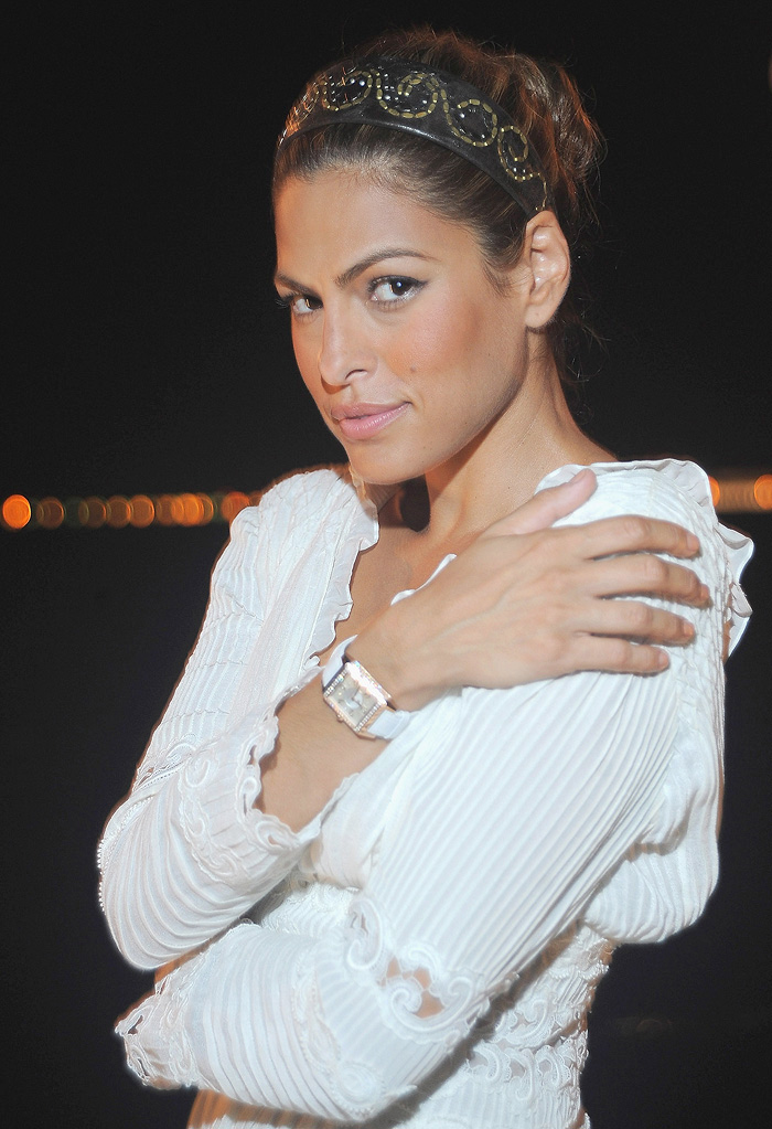 66th Annual Venice Film Festival Portrait Session 2009 Eva Mendes