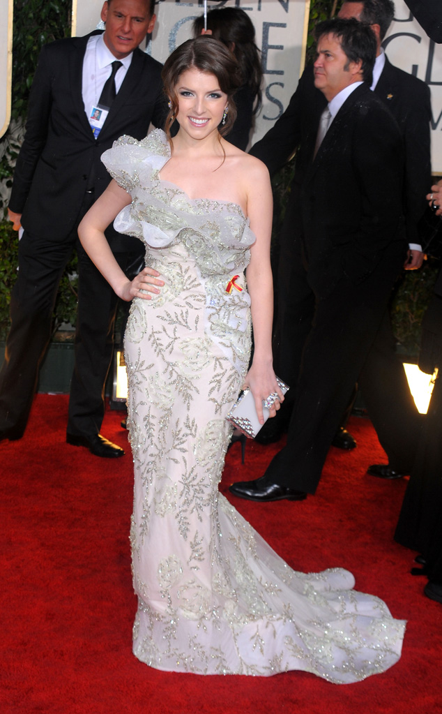 67th Annual Golden Globe Awards 2010 Anna Kendrick