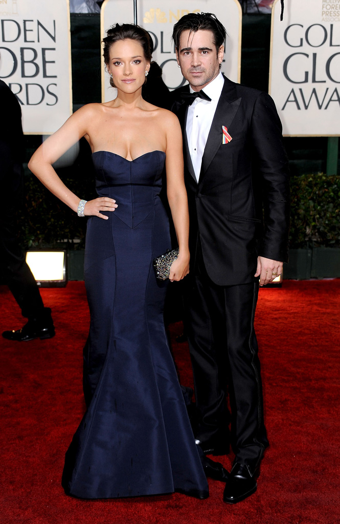 67th Annual Golden Globe Awards 2010 Colin Farrell