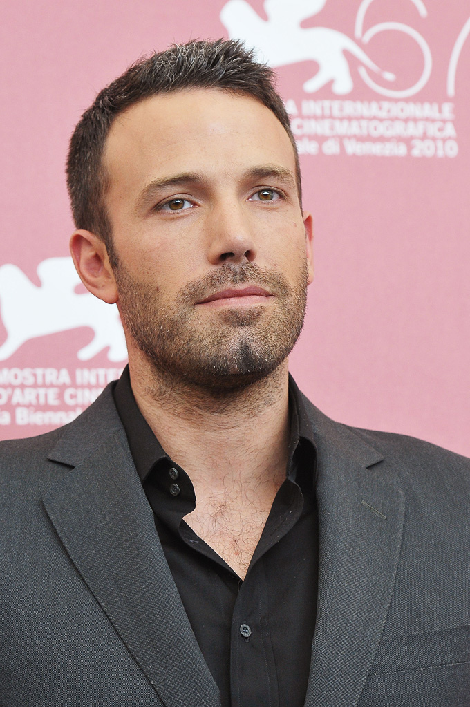 67th Annual Venice Film Festival 2010 Ben affleck