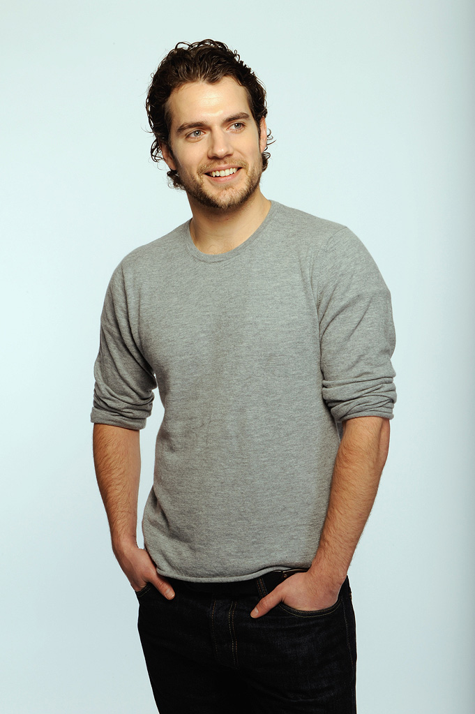 8th Annual Tribeca Film Festival Portraits 2009 Henry Cavill
