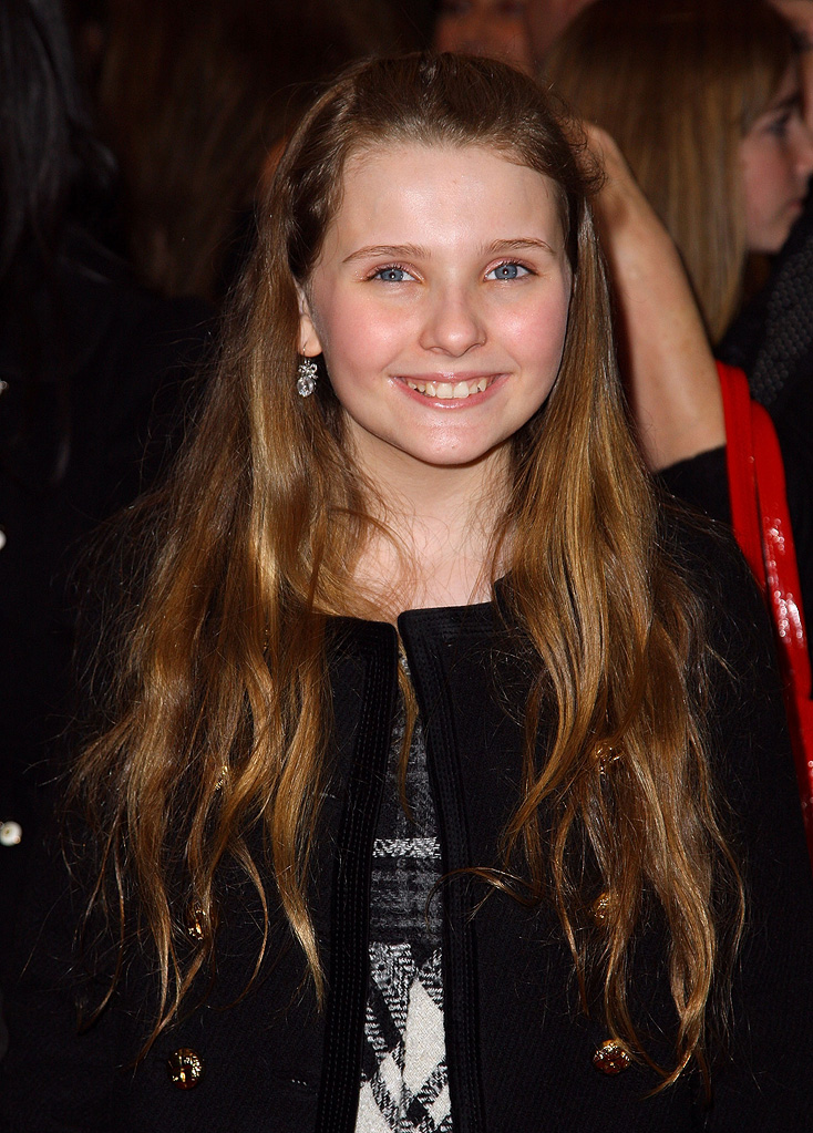 Abigail Breslin En Haunter - Hot Girls Wallpaper