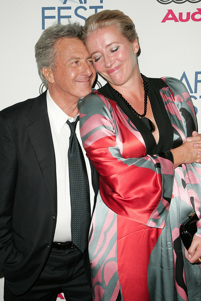 AFI Film Festival 2008 Dustin Hoffman Emma Thompson Last Chance Harvey