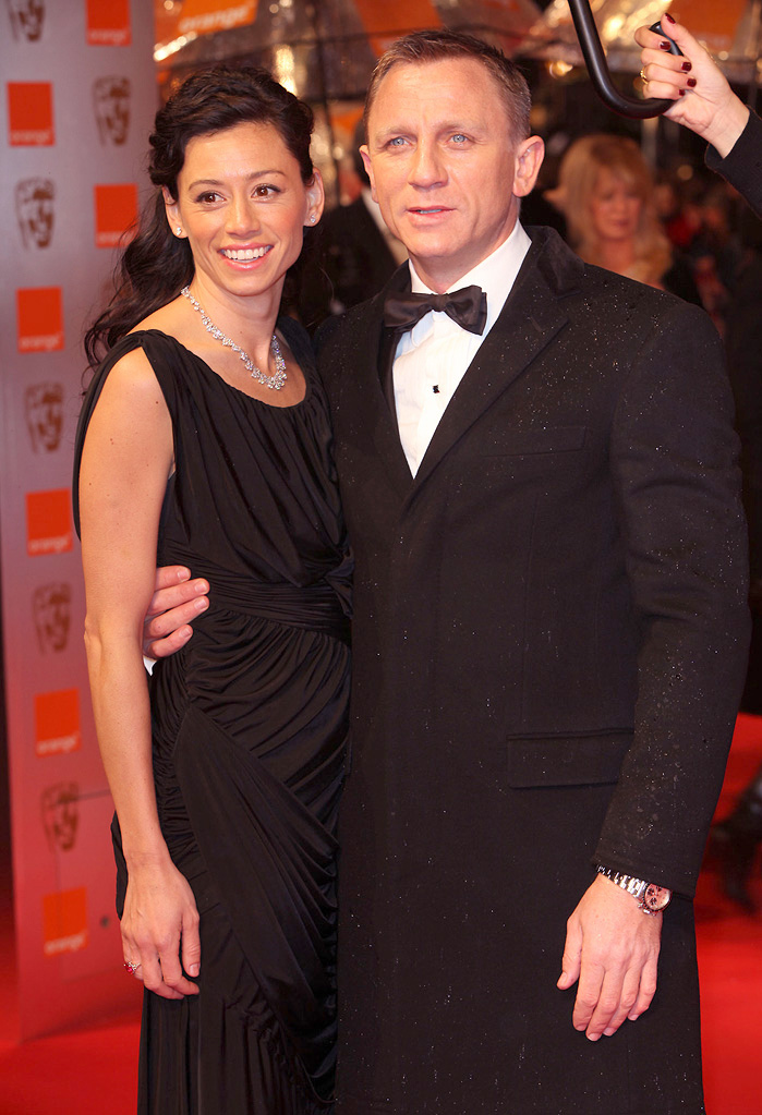 BAFTA Awards 2009 Daniel Craig