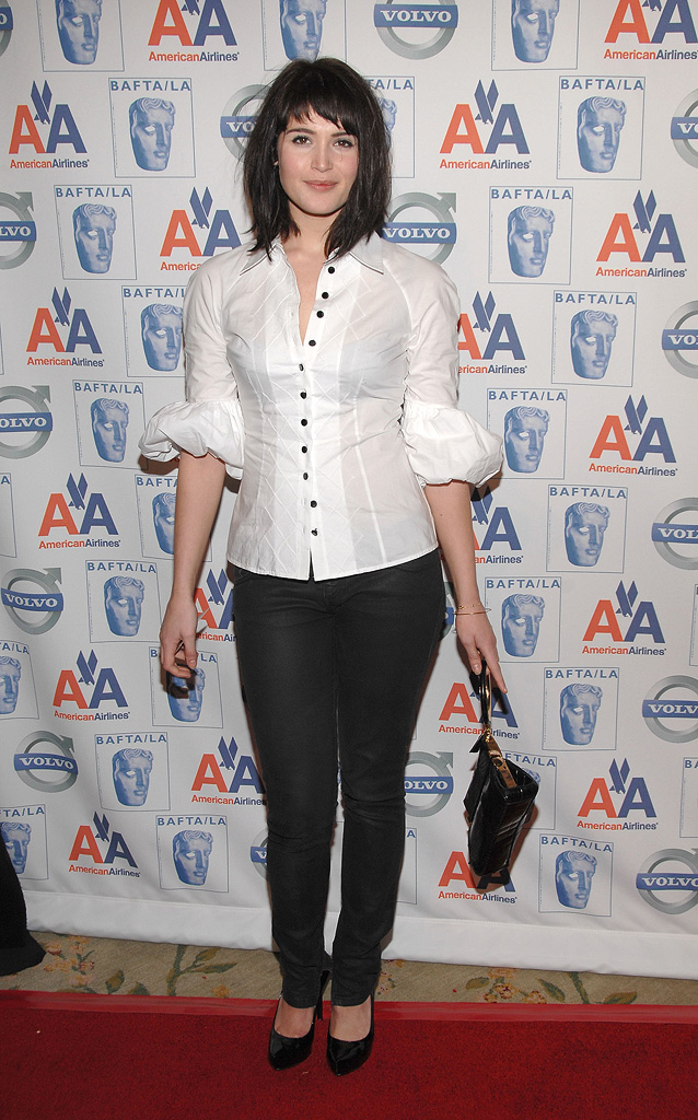 BAFTA/LA Awards Season Tea Party 2009 Gemma Arterton