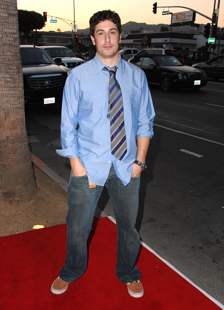My Best Friends Girl LA Premiere 2008 Jason Biggs