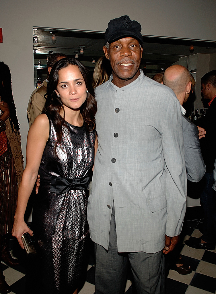 Blindess Screening 2008 NY Danny Glover Alice Braga