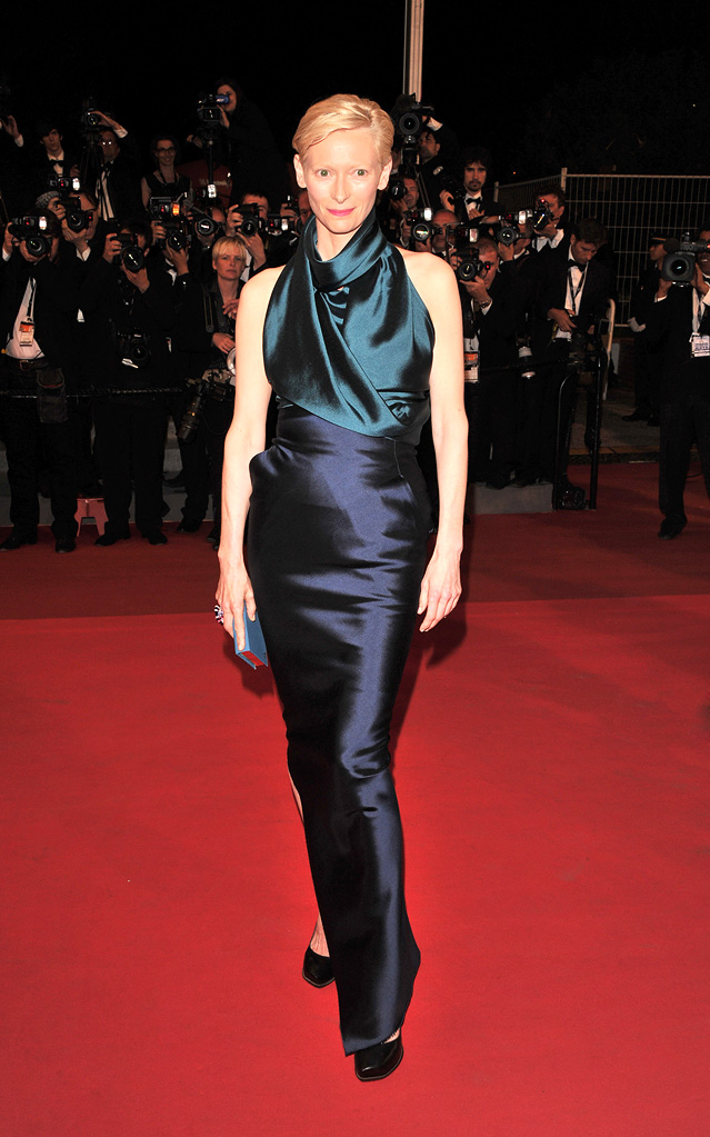 Cannes Film Festival 2011 Tilda Swinton