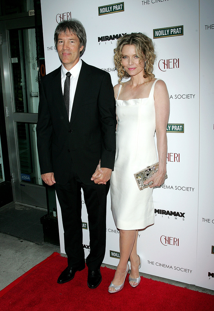 Cheri NY Screening 2009 Michelle Pfeiffer David E Kelley