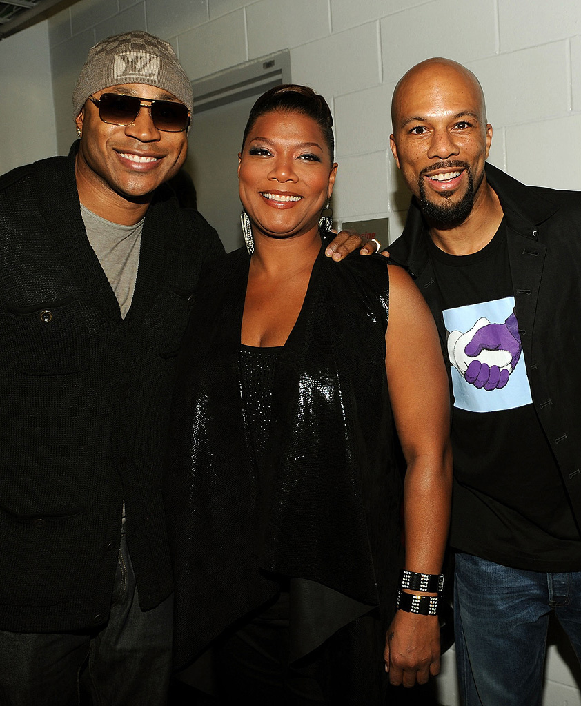 Common 2010 LL Cool J Queen Latifah