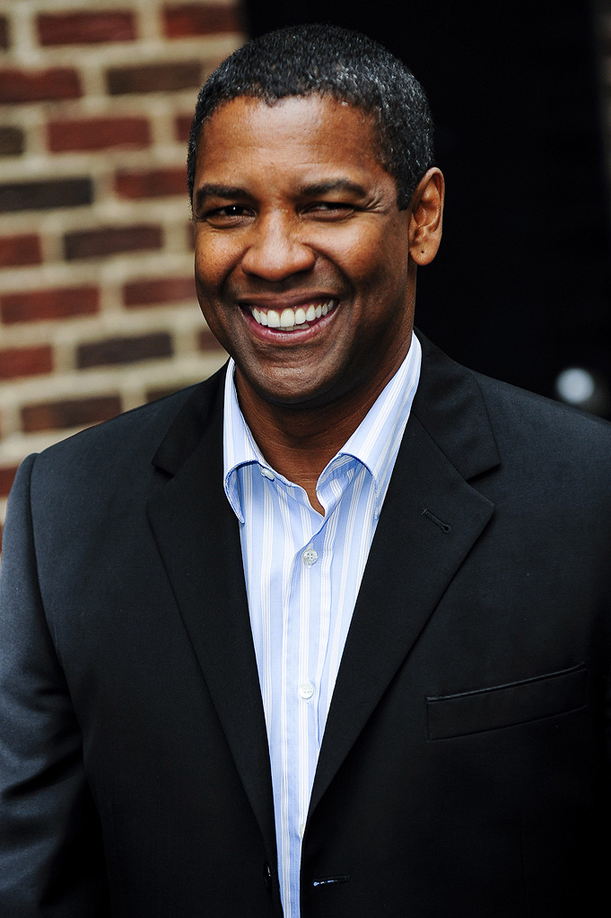 Denzel Washington 2009