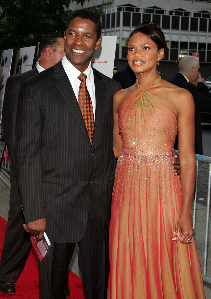 Denzel Washington Kimberly Elise 2004