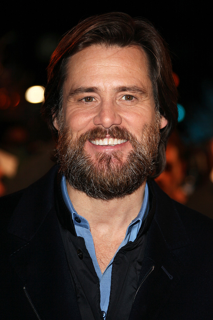 Disney's A Christmas Carol UK Premiere 2009 Jim Carrey