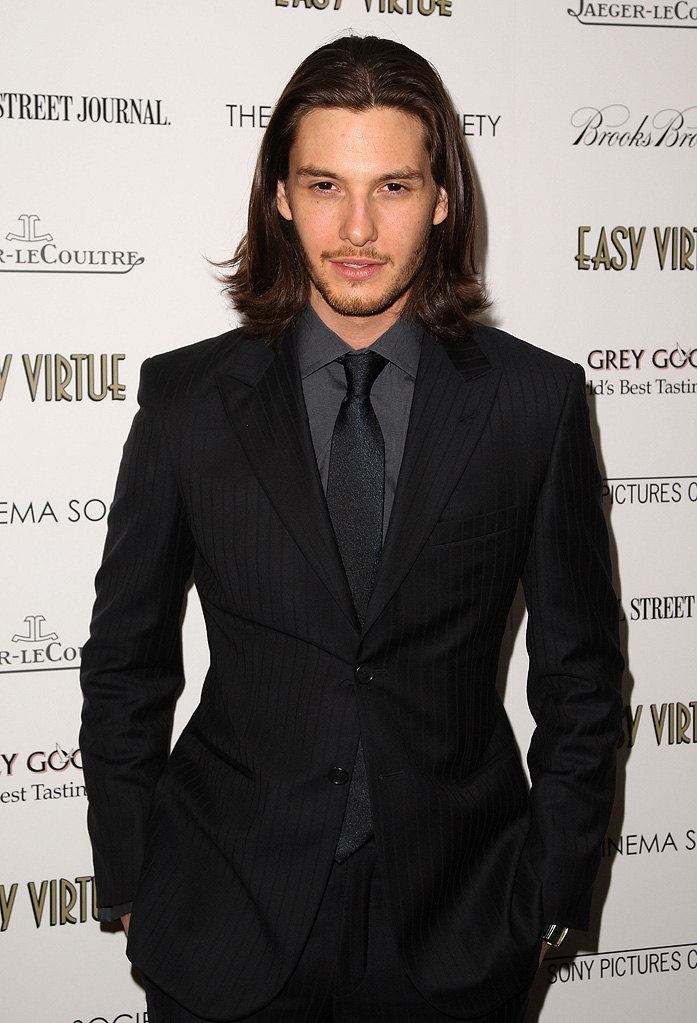 Easy Virtue NY Screening 2009 Ben Barnes