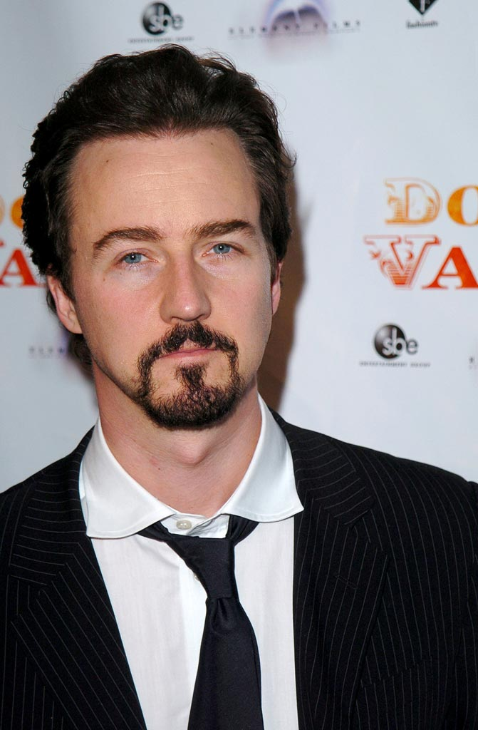 Edward Norton 2005