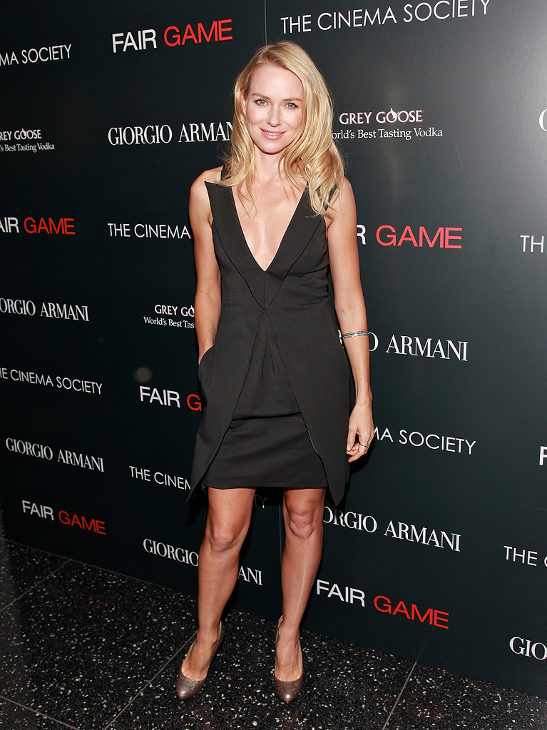 Fair Game NYC Screening 2010 Naomi Watts